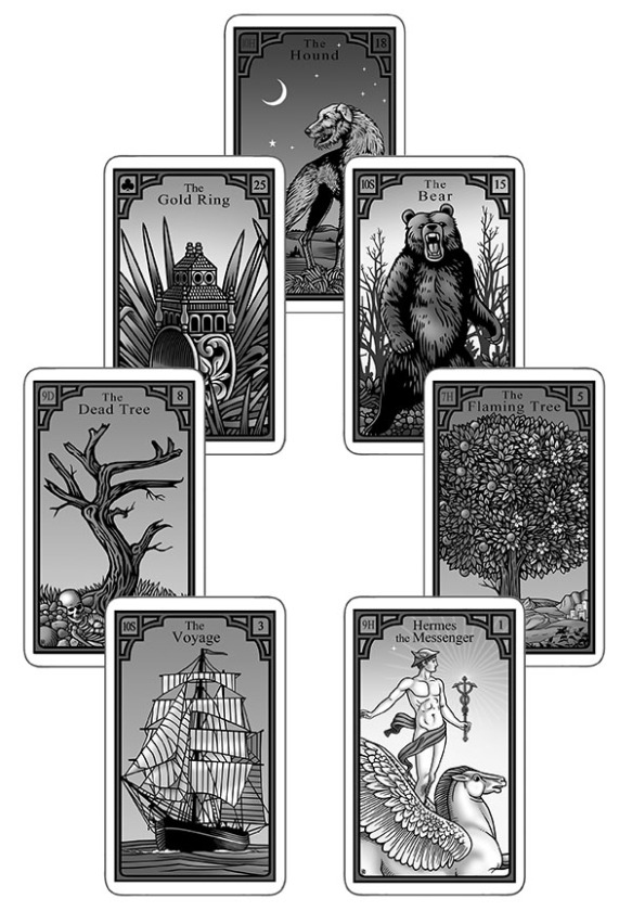 A Seven Card Reading About Death Ill 1